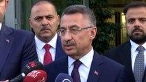 Oktay: 'Son derece samimi olarak tüm tarafları ilk andan itibaren davet ettik. Buna İstanbul Büyükşehir Belediyesi dahildir' - İSTANBUL