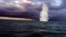 Bombs Away! British Royal Navy Detonated Recently Discovered World War 2 Bomb At Sea!