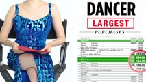 How This 30-Year-Old Burlesque Dancer Living In NYC Spends Her $50K Income