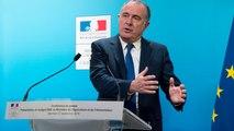 Le ministre Didier Guillaume dévoile les grandes lignes du projet de budget 2020