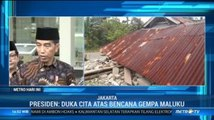 Presiden Minta BNPB Segera Kirim Bantuan untuk Korban Gempa di Ambon