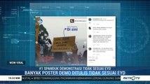Kemendikbud Soroti Poster Aksi Demo Mahasiswa Tak Sesuai EYD