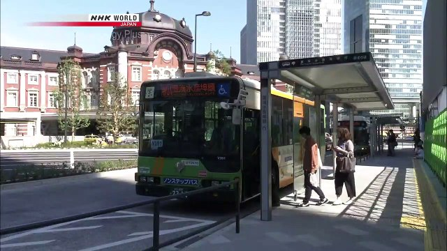 Japanology Plus - Buses