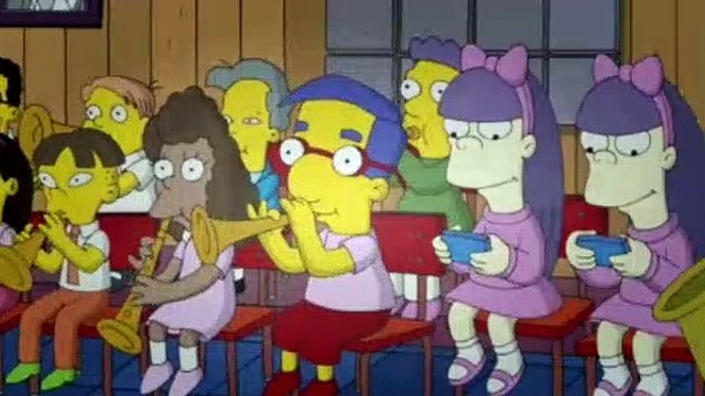 The Simpsons Season 24 Episode 9 - Homer Goes to Prep S
