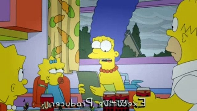 The Simpsons Season 24 Episode 11 - The Changing of the Guardian