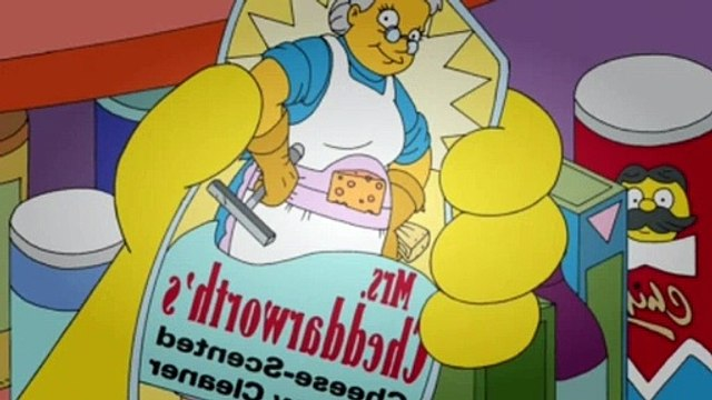 The Simpsons Season 24 Episode 8 - To Cur With