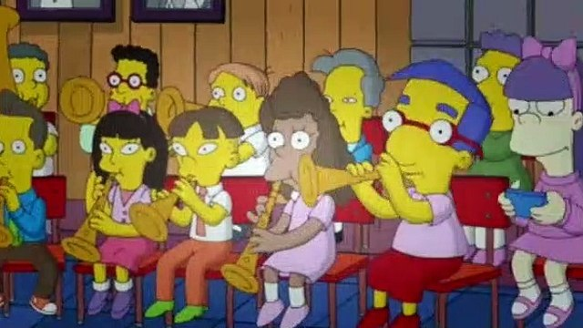 The Simpsons Season 24 Episode 12 - Love is a Many Splintered Thing