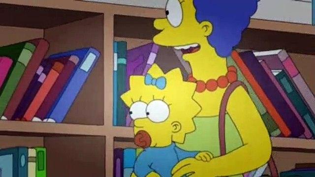 The Simpsons Season 24 Episode 13 - Hardly Kirk-ing