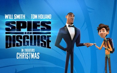 Spies in Disguise:  A Look