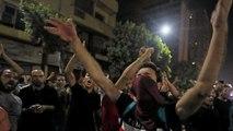 """رغم القبضة الأمنية.. المصريون يهتفون """"ارحل يا سيسي"""" بمحافظات مختلفة"""