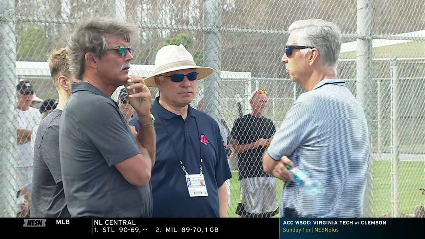 John Henry Reveals When Red Sox, Dave Dombrowski Started Going Different Ways