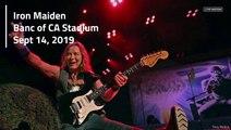 Video Gallery: Iron Maiden, Stone Temple Pilots, CAKE, Ben Folds