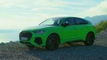 Audi RS Q3 und Audi RS Q3 Sportback Athletisch - das Exterieur