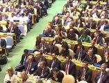 Alpha condé sur son discours aux nations-unies
