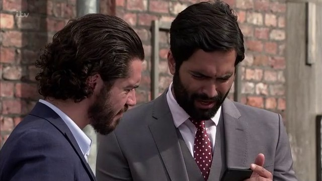 Coronation Street 27th September 2019- part 1