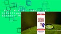 Full E-book  Emotional Intelligence 2.0  Best Sellers Rank : #1