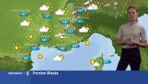 Votre météo de ce lundi 30 septembre : quelques nuages en attendant les orages