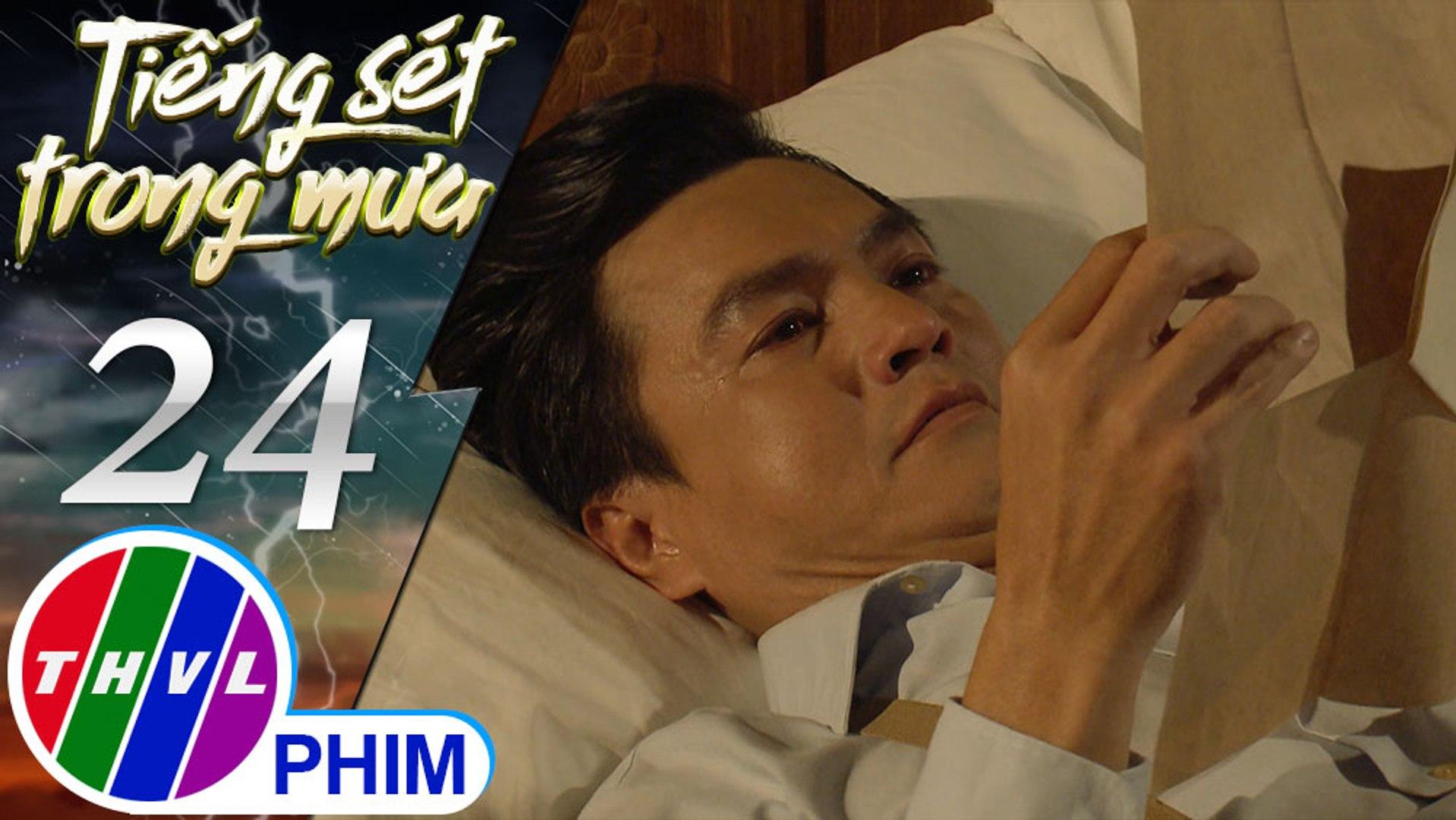 THVL | Tiếng sét trong mưa - Tập 24[3]: Khải Duy đau khổ thừa nhận thương Bình nhưng đã quá muộn