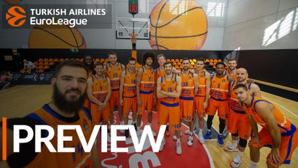 Video preview: Valencia Basket