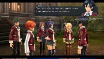 The Legend of Heroes Trails of Cold Steel #38 — Юность Цветет {PC} прохождение часть 38