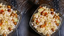 Navratri Special Vrat Recipe   नवरात्रि व्रत के लिए रेसिपी   Sabudana Khichdi Full Recipe   Boldsky