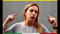 Meloni - 5 Stelle e PD vogliono approvare lo Ius Soli (28.09.19)
