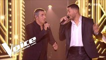 Charles Aznavour - For Me Formidable  |  Julien Clerc et Pierre Danaë | The Voice 2019 | Final