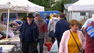 Brexit angst in the Irish border town of Drummully Polyp | Focus on Europe