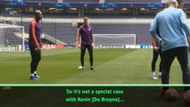 Guardiola brands his comments about De Bruyne 'stupid'