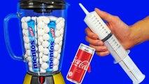 17 AWESOME Life Hacks! Coca cola - Fata - Pepsi - Sprite