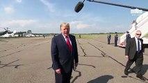 Trump Blasts 'Do Nothing Democrat Savages' Over Impeachment Battle