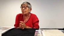 Conférence de Ginette Kolinka sur le camp d'extermination de Birkenau