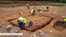 A Viking Age Mortuary Was Found During Road Construction Project In Norway