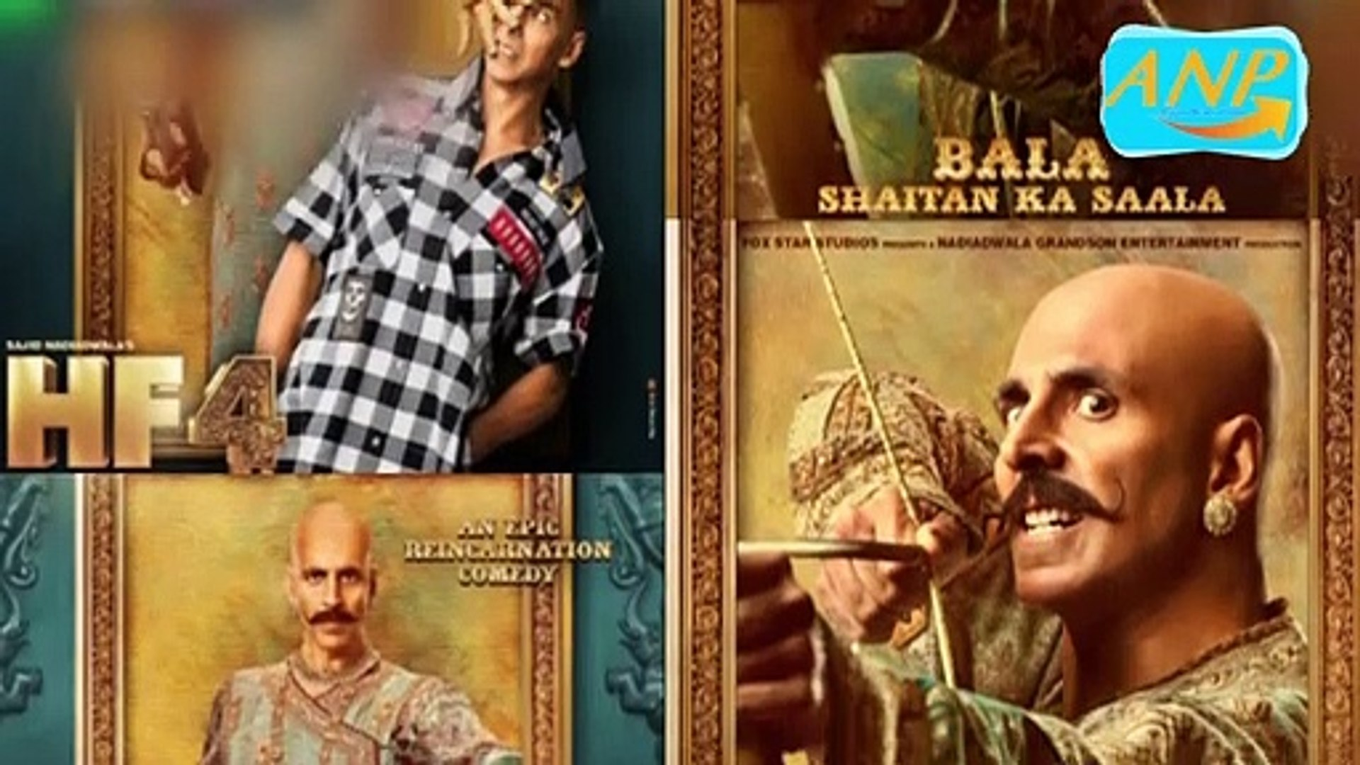 This Is The Inside Story Behind Akshay Kumar's BALD Look In HOUSEFULL 4!
