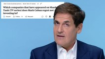 Mark Cuban Goes Undercover on Reddit, YouTube and Twitter