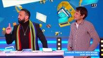 """""""Touche pas à mon poste"""" : Charlize Theron recadre Cyril Hanouna après un baiser à la traductrice sans autorisation"""