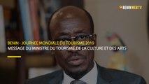 Journée mondiale du tourisme 2019 : message de Jean-Michel Abimbola, ministre du tourisme