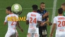 FC Chambly - FC Lorient (0-1)  - Résumé - (FCCO-FCL) / 2019-20