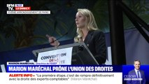 """""""L'écologie, en réalité, est un conservatisme."""" Marion Maréchal s'empare de la question écologique lors de sa """"convention de la droite"""""""