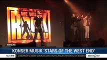 Star of The West End Sing The Rock Musicals Hibur Penikmat Musik di Jakarta