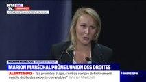 """Marion Maréchal: """"Demain, nous serons au pouvoir"""""""