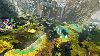 Saison 3 - Fusion - Bande-annonce de gameplay - Apex Legends