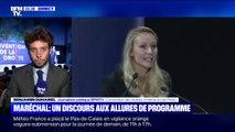 Convention de la droite: Marion Maréchal a donné un discours aux allures de programme