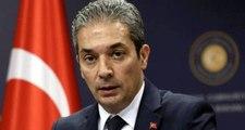 Türkiye'den Mısır, Yunanistan ve Güney Kıbrıs Rum Yönetimi'nin yayımladığı ortak açıklamaya tepki