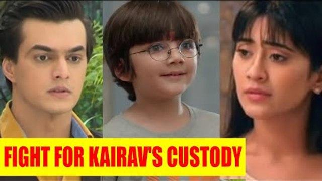 Yeh Rishta Kya Kehlata Hai: Fight for Kairav's custody begins in court