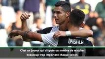 6e j. - Sarri ravi de la forme du trio Dybala/Higuain/Ronaldo