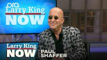 Paul Shaffer remembers his first meeting with David Letterman