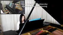 Easy piano Beautiful music: Tchaikovsky Old French Song rcm level 4 repertoire