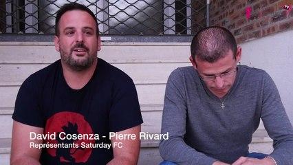 Chants homophobes au stade à Nancy : la mise au point du Saturday FC