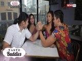 Taste Buddies: Ruru Madrid vs Gil Cuerva | Arm Wrestle Challenge